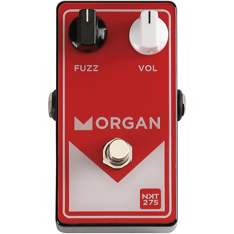 Morgan NKT275 Classic Fuzz Pedal Regular 190839046239