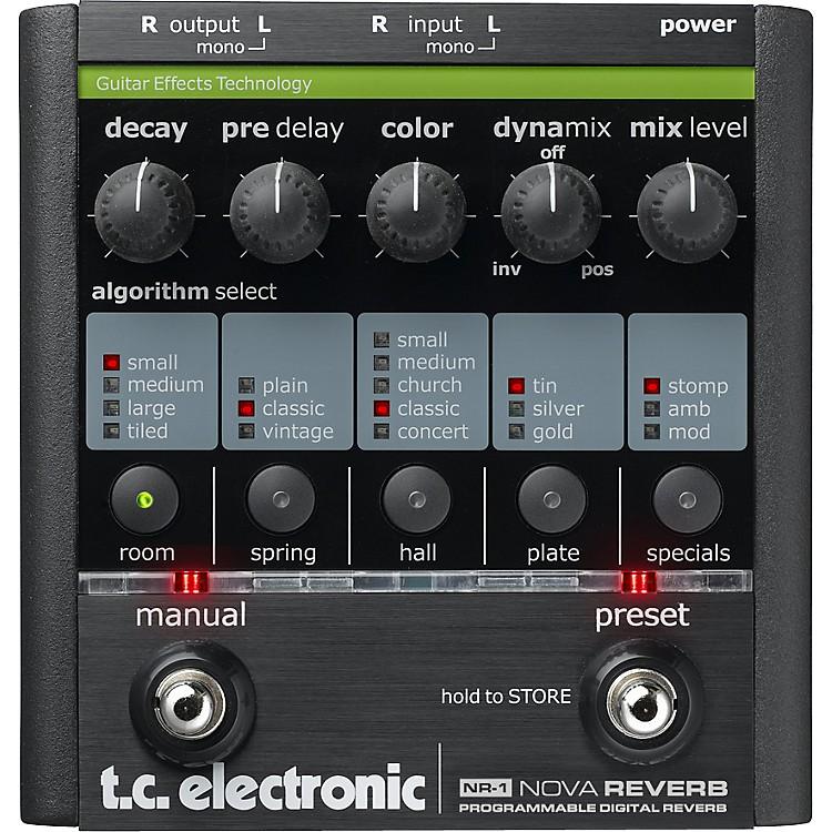 TC ElectronicNR-1 Nova Reverb Guitar Effects Pedal