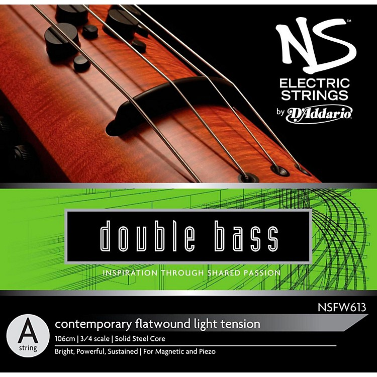 D'Addario NS Electric Contemporary Bass A String