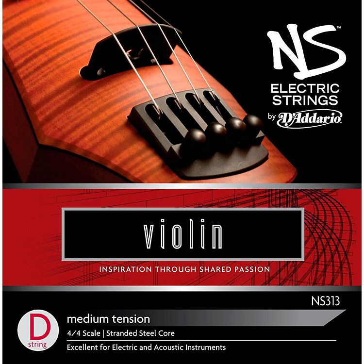 D'AddarioNS Electric Violin D String