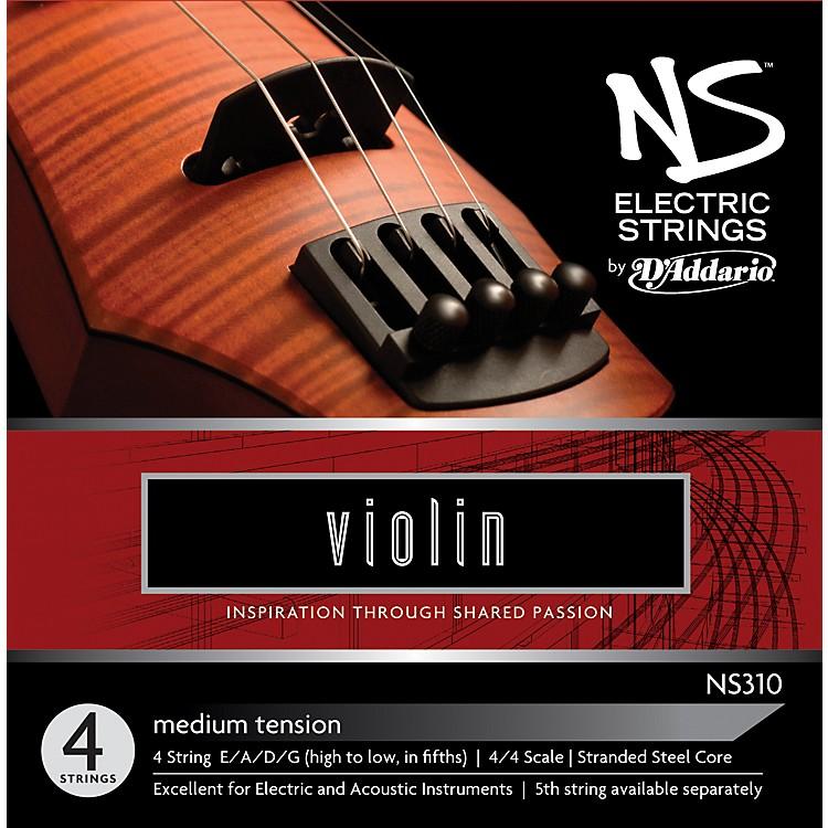D'AddarioNS310 NS Electric Violin Strings