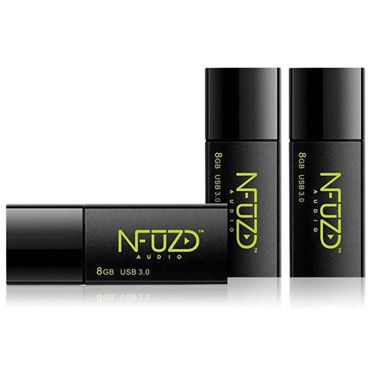 NFUZD AudioNSPIRE USB Drive 3-Pack