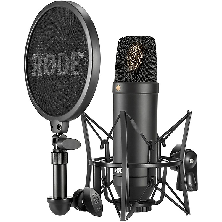 Rode MicrophonesNT1 Condenser Microphone Package