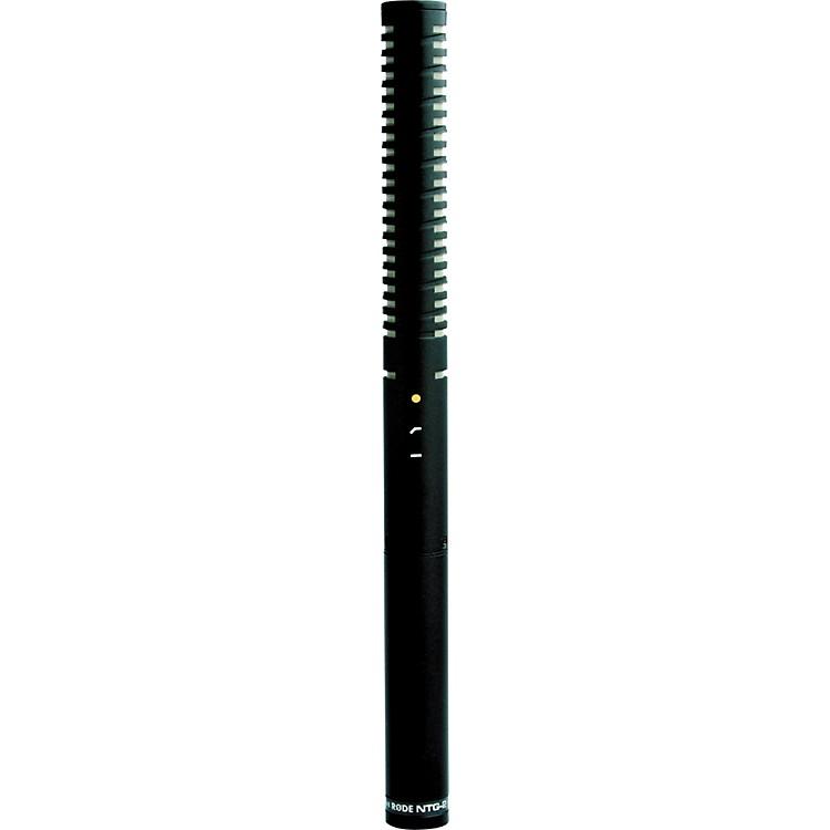 Rode MicrophonesNTG2 Shotgun Condenser Mic