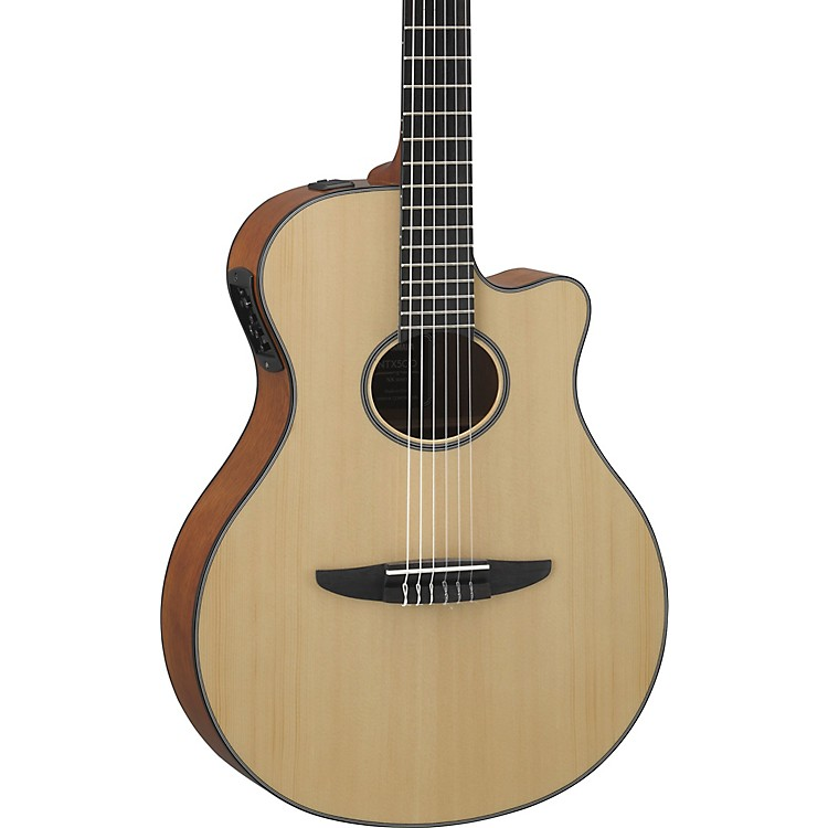 yamaha ntx500 acoustic electric guitar music123. Black Bedroom Furniture Sets. Home Design Ideas