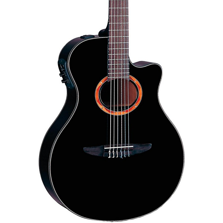 yamaha ntx700 acoustic electric classical guitar music123. Black Bedroom Furniture Sets. Home Design Ideas