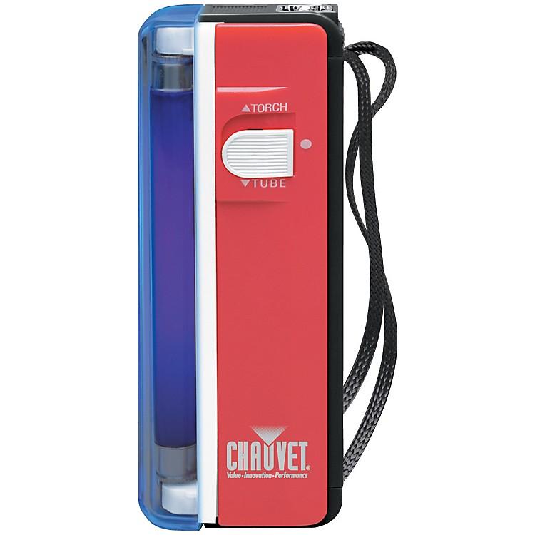 CHAUVET DJNV-F4 Handheld Blacklight With Flashlight