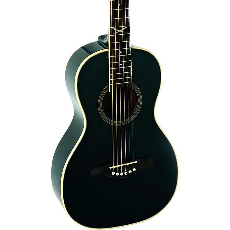 EKONXT Series Parlor Acoustic GuitarBlack