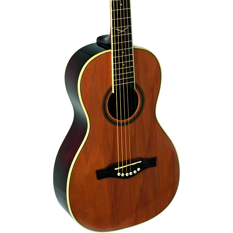 EKO NXT Series Parlor Acoustic Guitar Natural