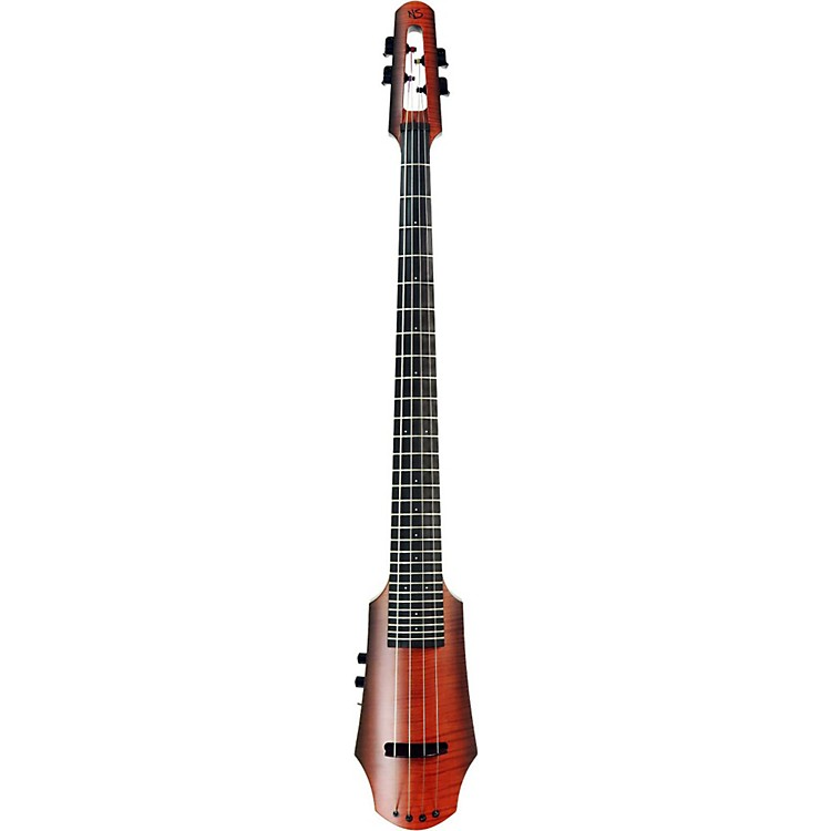 NS DesignNXTa Active Series 4-String Fretted Electric Cello in Sunburst4/4