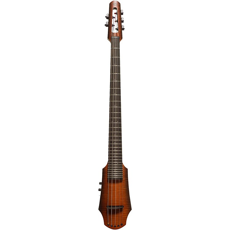 NS Design NXTa Active Series 5-String Fretted Electric Cello in Sunburst 4/4