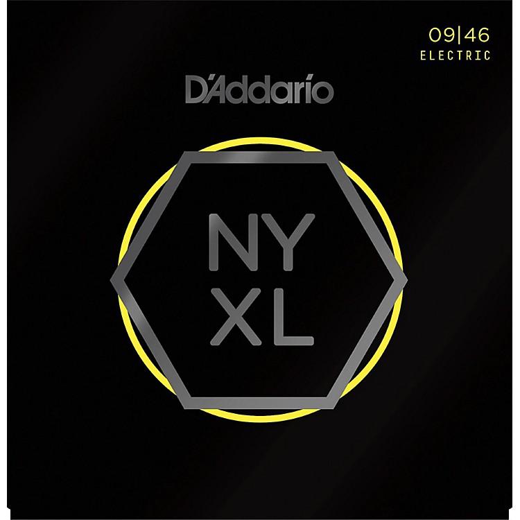 D'AddarioNYXL0946 Super Light Top/Regular Bottom Electric Guitar Strings