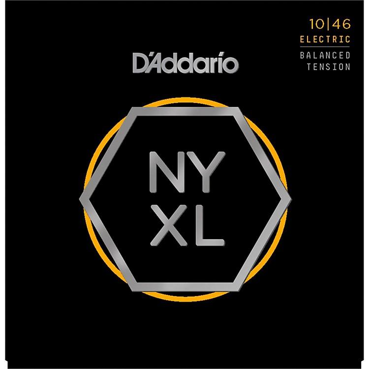 D'AddarioNYXL1046BT Balanced Tension Nickel Wound Electric Guitar Strings (10-46)