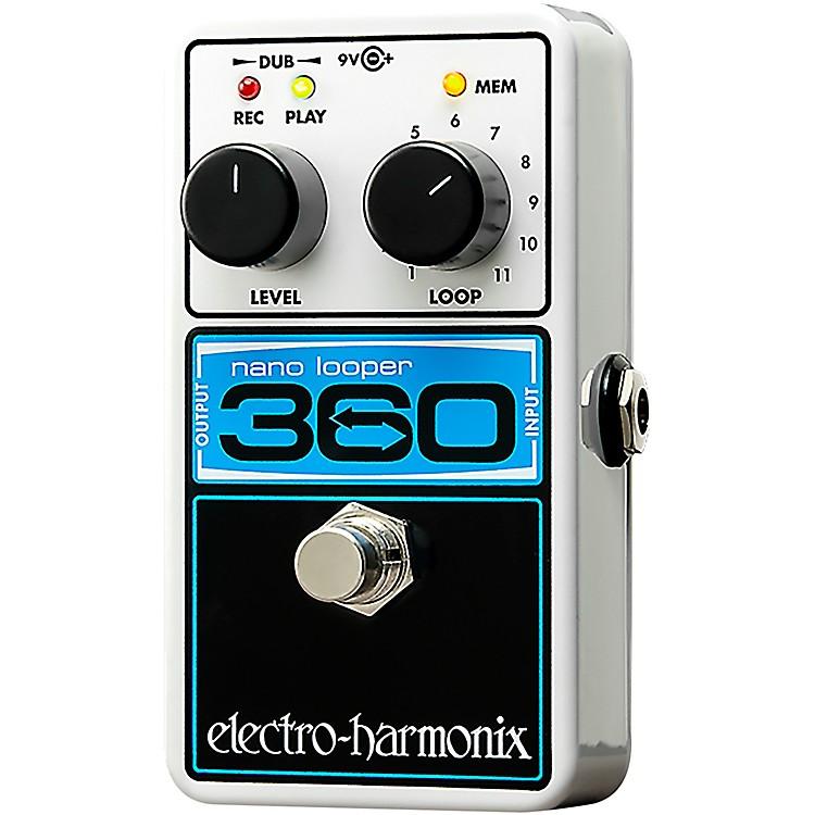 Electro-HarmonixNano Looper 360 Guitar Effects Pedal