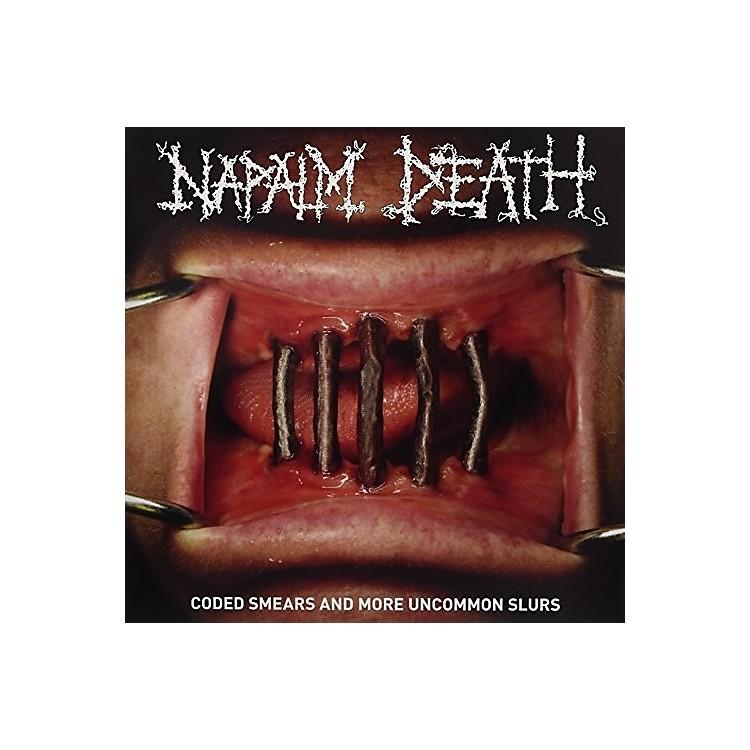 AllianceNapalm Death - Coded Smears & More Uncommon Slurs
