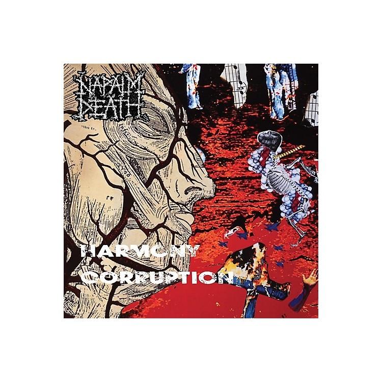 AllianceNapalm Death - Harmony Corruption