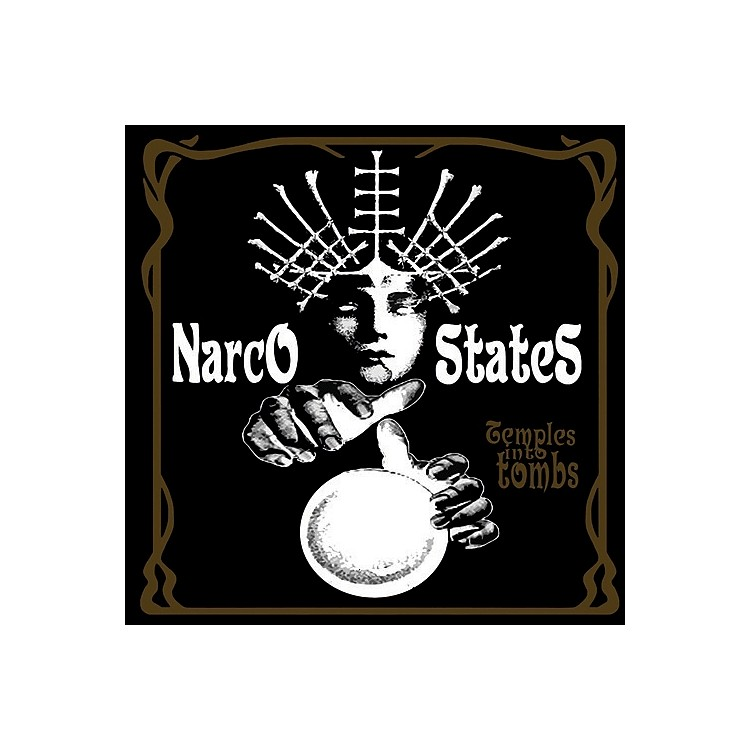 Alliance Narco States - Temples Into Tombs