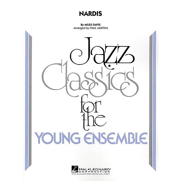 Hal LeonardNardis Jazz Band Level 3 Arranged by Paul Murtha