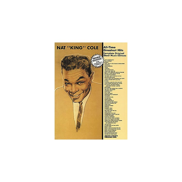 Creative ConceptsNat King Cole - All Time Greatest Hits (Songbook)