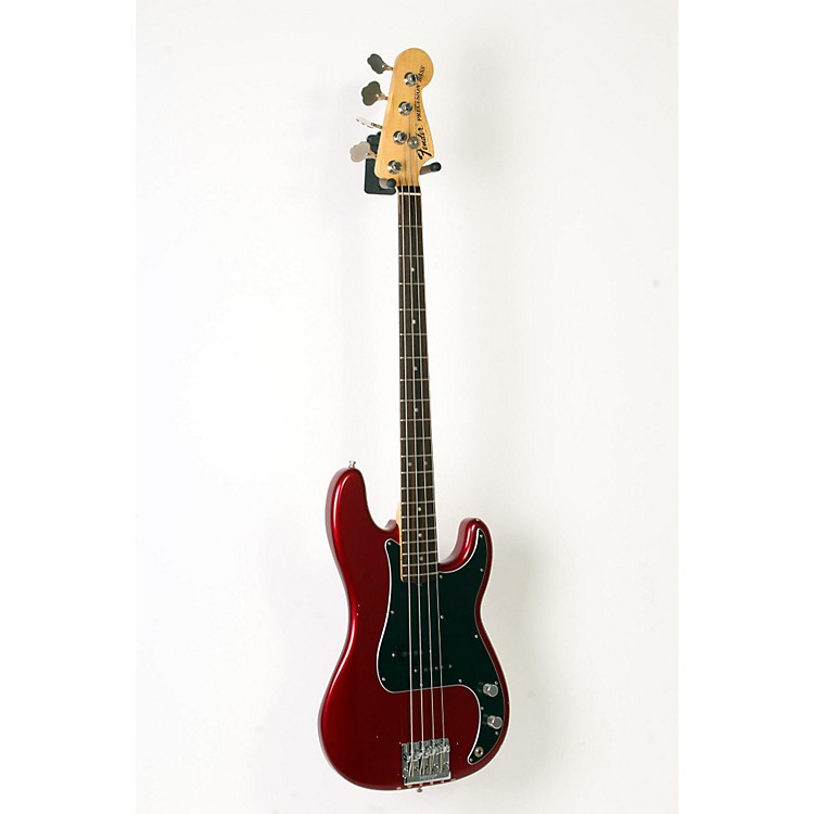 Fender Nate Mendel Precision Bass Candy Apple Red, Rosewood Fingerboard 888365911465