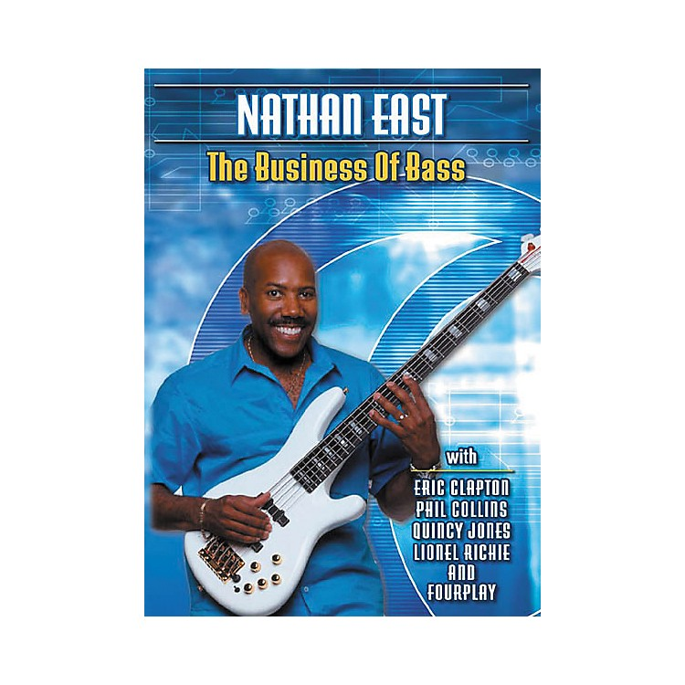 Hal LeonardNathan East The Business Of Bass (DVD)