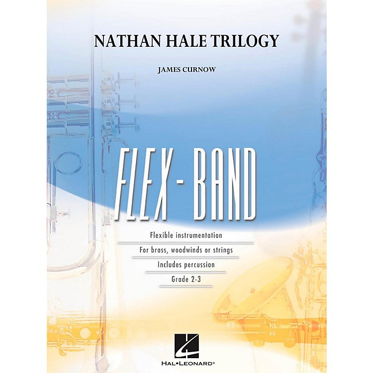 Hal Leonard Nathan Hale Trilogy - Flexband Series Level 2-3