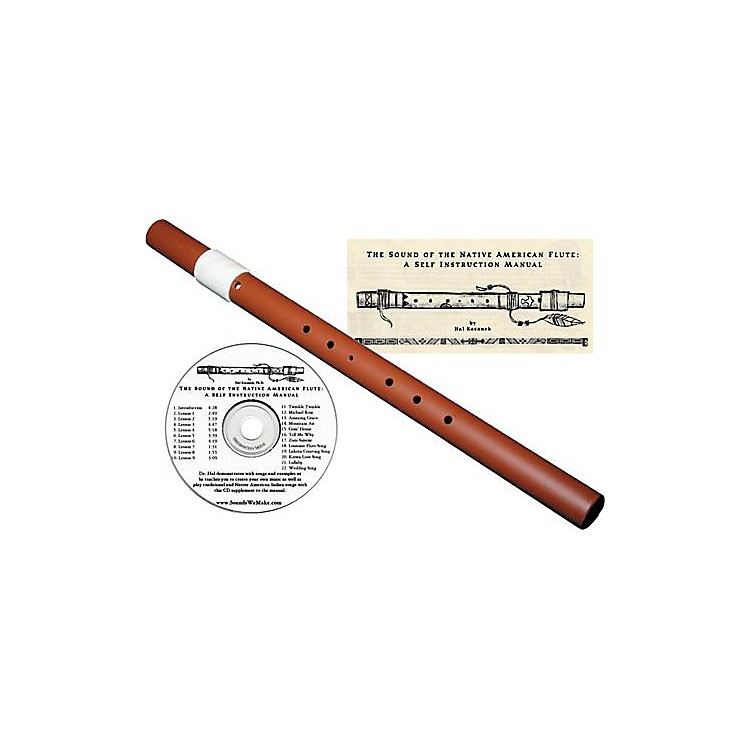 Sounds We MakeNative American-Style Flute