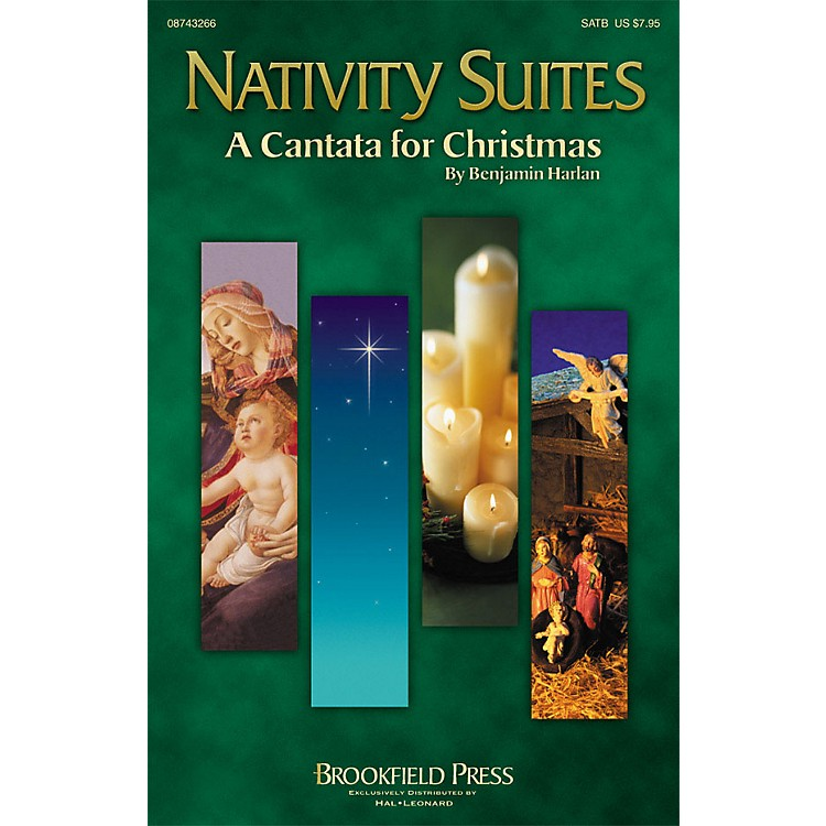 Brookfield Nativity Suites (I-Pak (Chamber Orchestra)) IPAKCO Composed by Benjamin Harlan