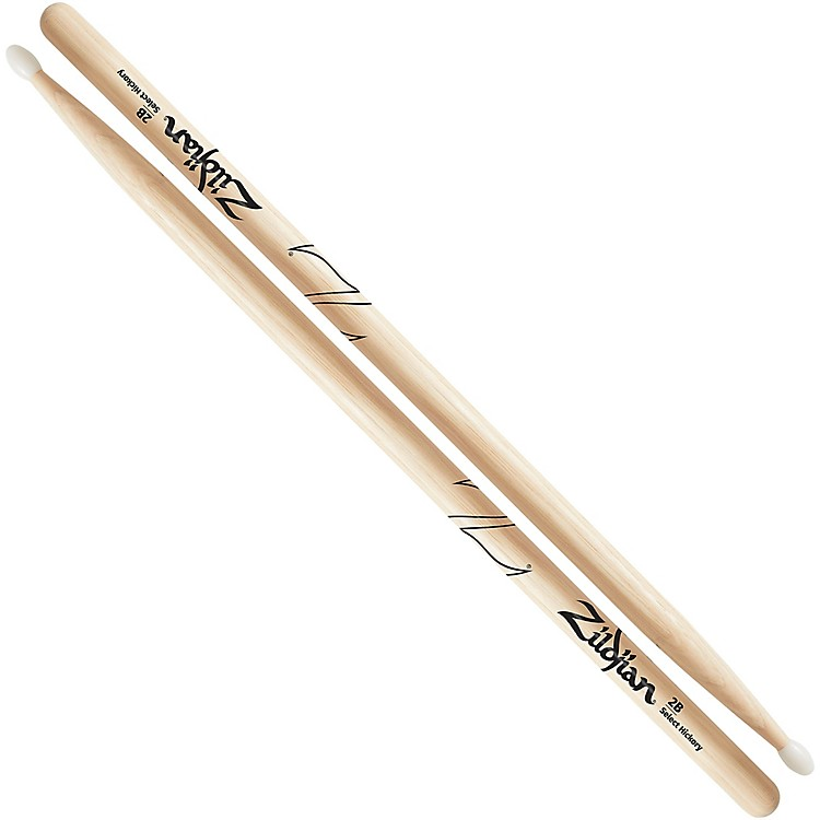Zildjian Natural Hickory Drumsticks 3A Wood