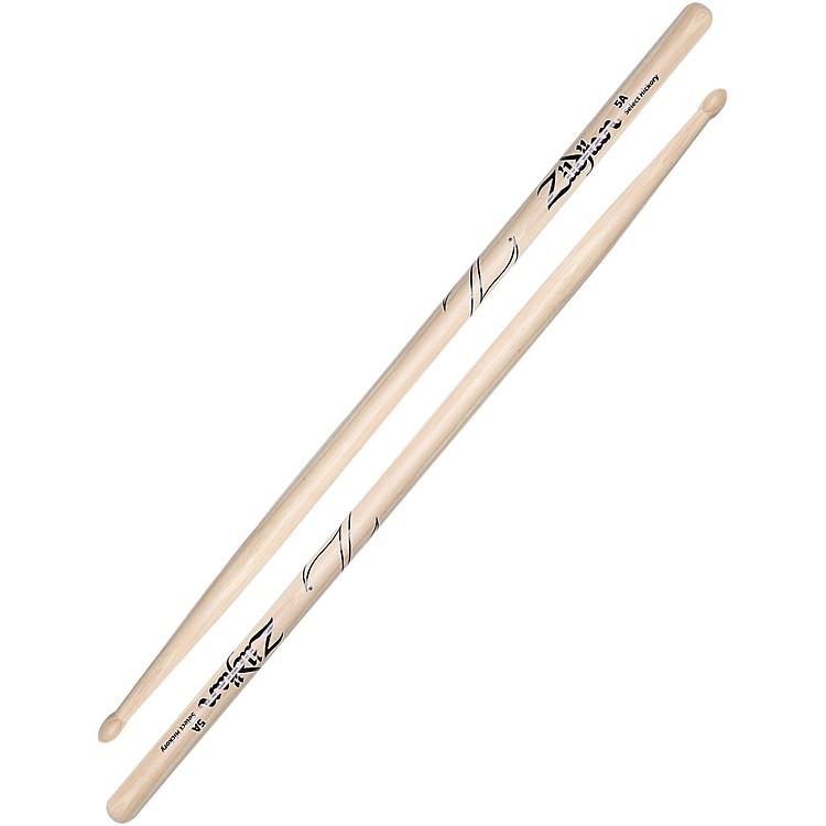 ZildjianNatural Hickory Drumsticks5AWood