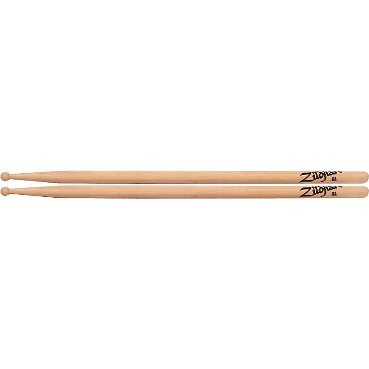 ZildjianNatural Hickory Drumsticks6AWood