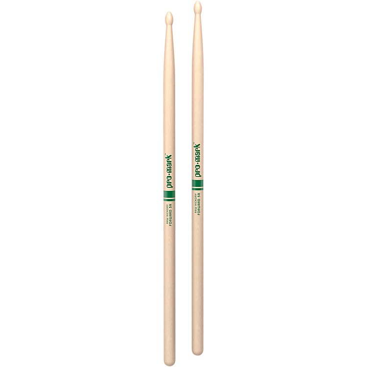 PROMARK Natural Hickory Drumsticks Wood 5A