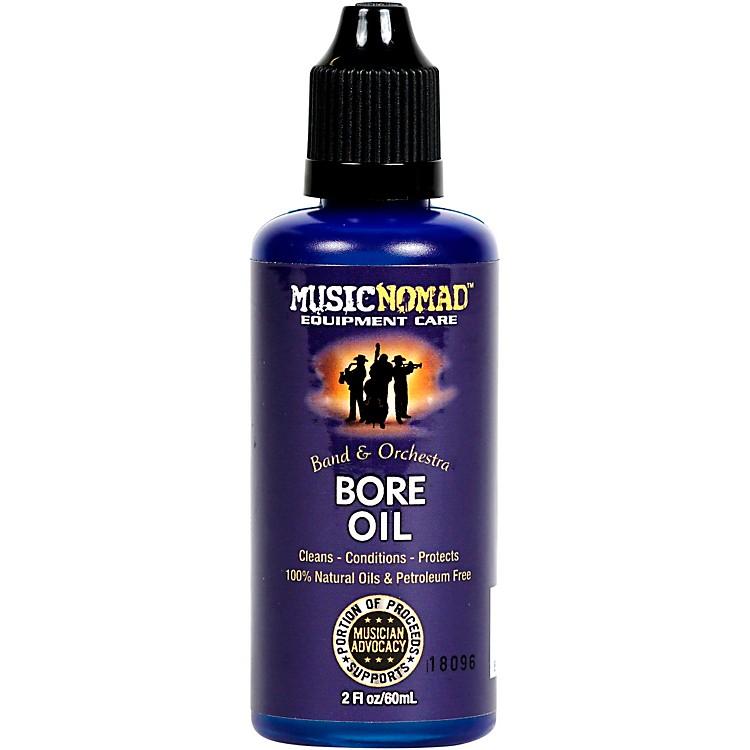 Music NomadNatural Organic Bore Oil