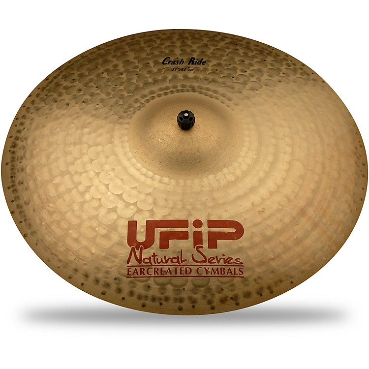 UFIPNatural Series Crash  Ride Cymbal21 in.