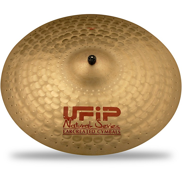 UFIP Natural Series Light Ride Cymbal 22 in.