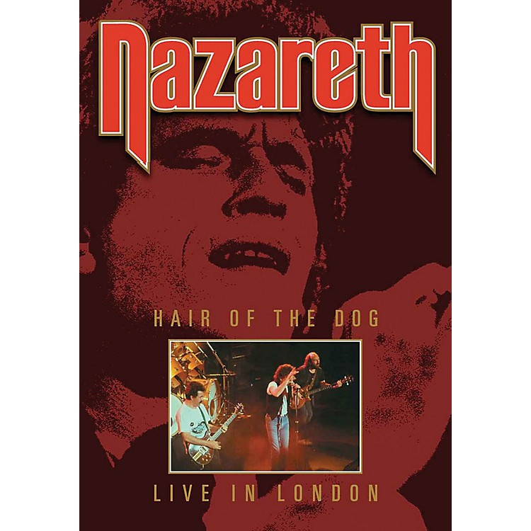 MVDNazareth - Hair of the Dog: Live from London Live/DVD Series DVD Performed by Nazareth