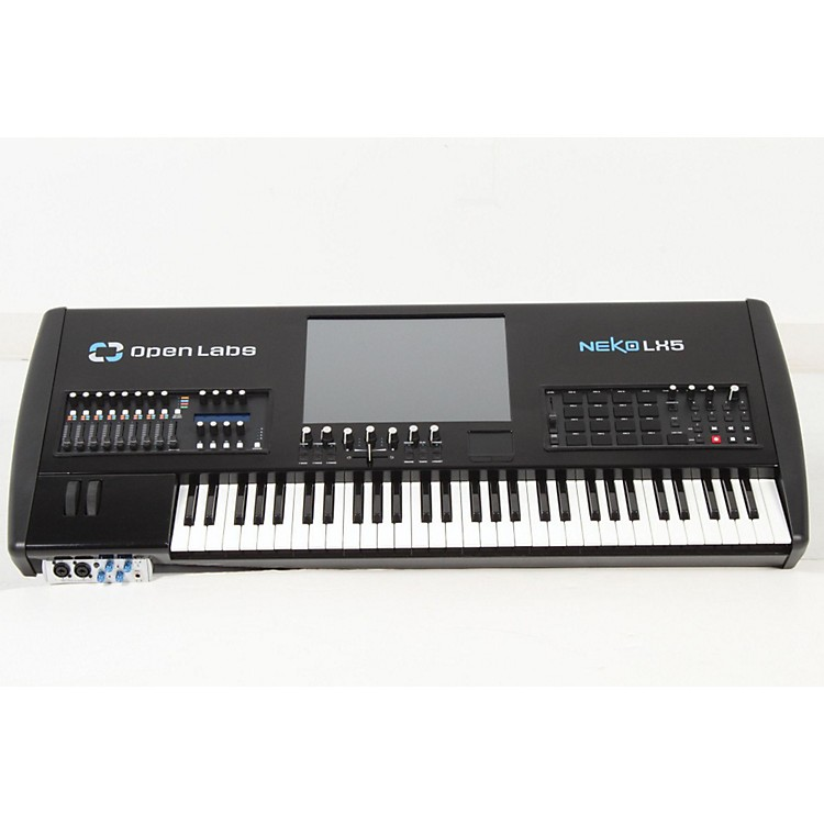Open Labs NeKo LX5 Portable Keyboard Workstation  886830127465