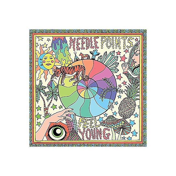 AllianceNeedle Points - Feel Young