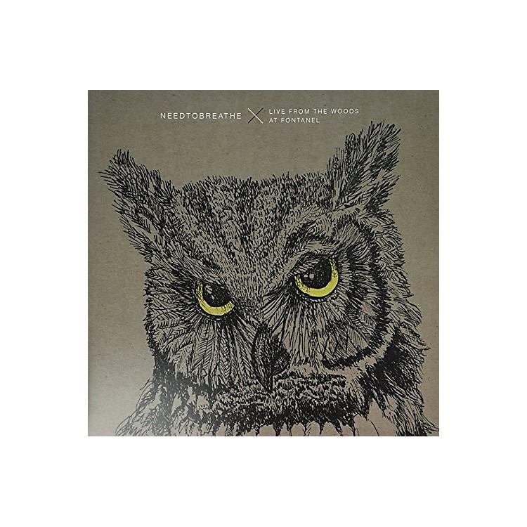 AllianceNeedtobreathe - Live from the Woods