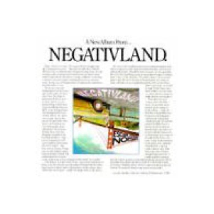 AllianceNegativland - Escape from Noise