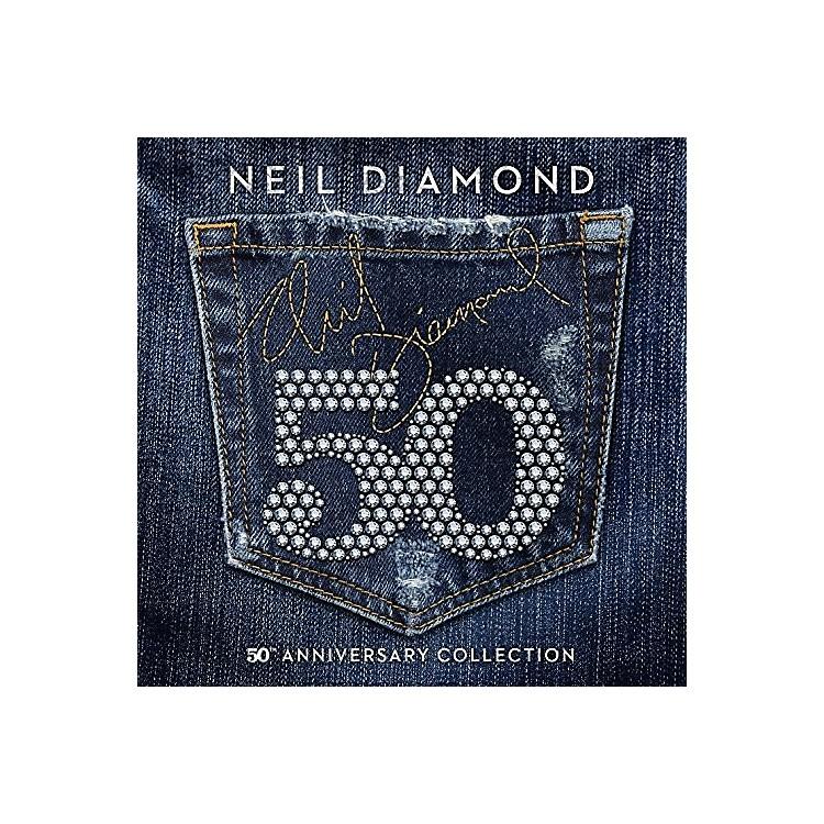 AllianceNeil Diamond - 50th Anniversary Collection (CD)