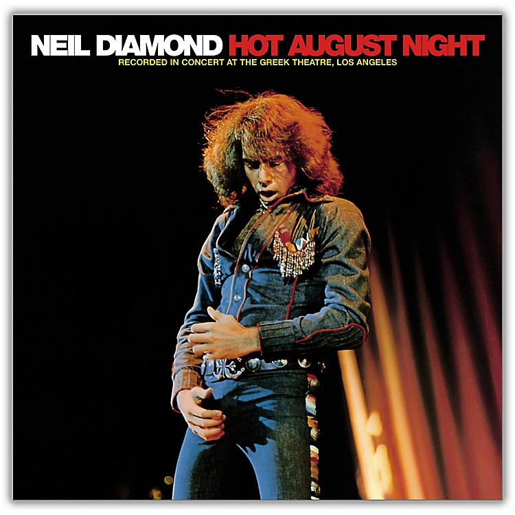 Universal Music GroupNeil Diamond - Hot August Night [2 LP]
