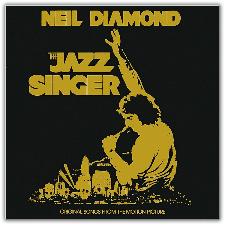 Universal Music GroupNeil Diamond  -The Jazz Singer - Original Songs From The Motion Picture [LP]