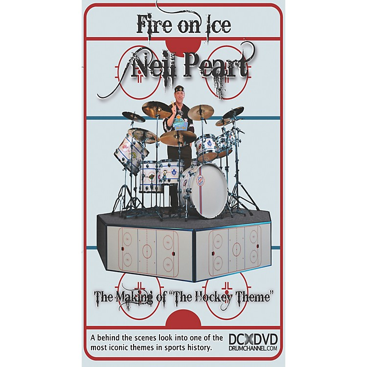 The Drum ChannelNeil Peart - Fire on Ice, The Making of the Hockey Theme DVD