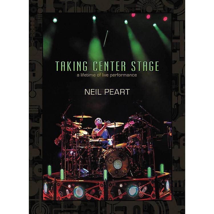 Hudson MusicNeil Peart - Taking Center Stage 3-DVD Set