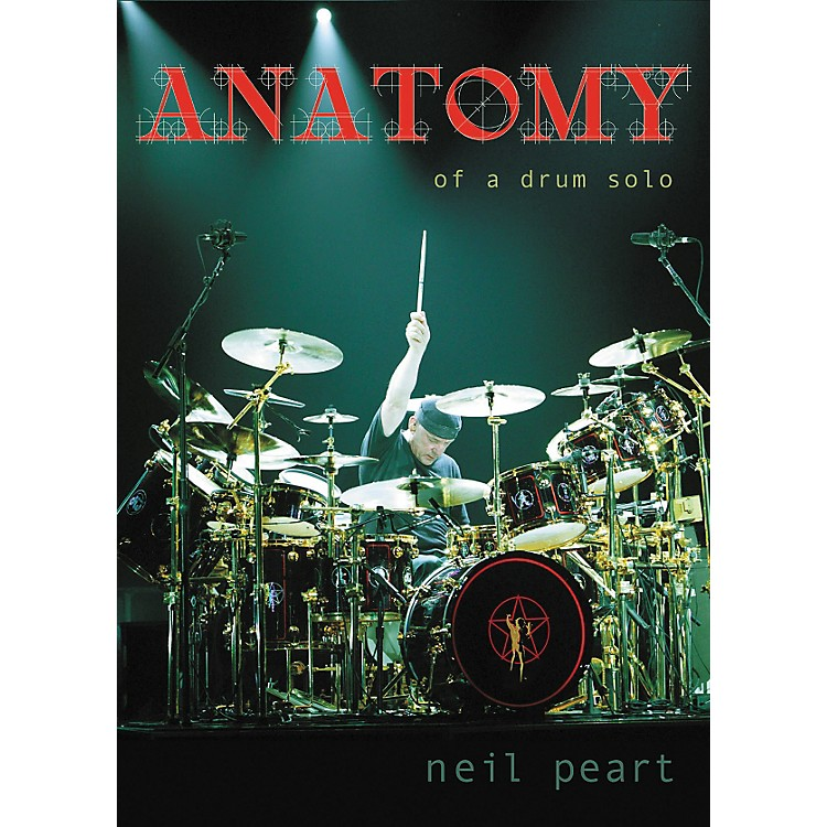 Hudson Music Neil Peart: Anatomy of a Drum Solo (2-DVD Set)