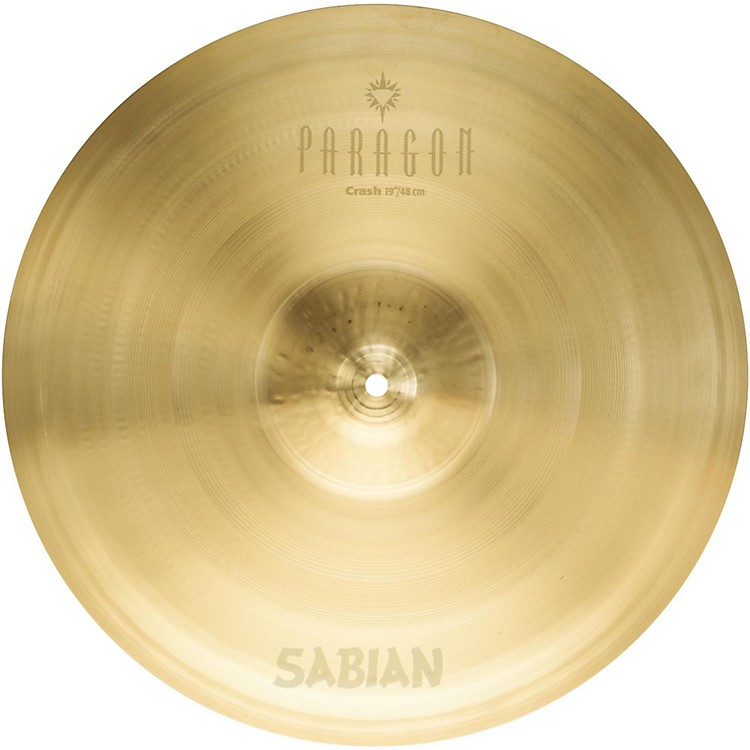 Sabian Neil Peart Paragon Crash Cymbal  19 in.