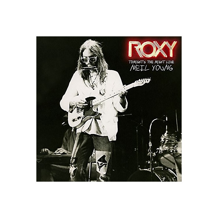 Alliance Neil Young - Roxy - Tonight's The Night Live