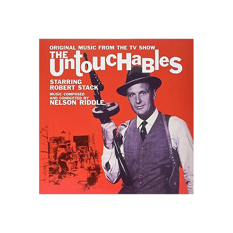 Alliance Nelson Riddle - Untouchables (Original Soundtrack)