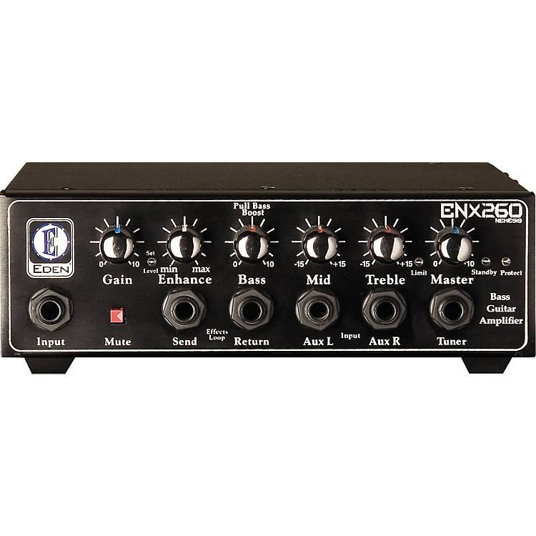 EdenNemesis ENX260 250W Bass Amplifier Head